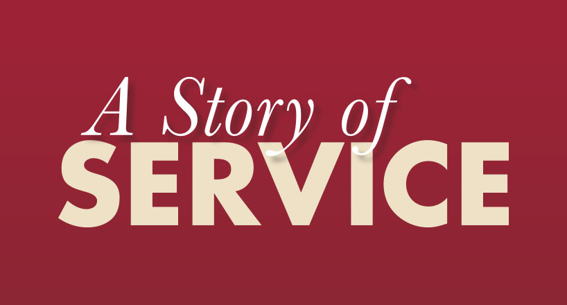 2013 Report: A Story of Service
