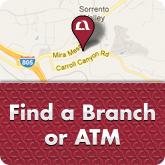 Find a branch or ATM