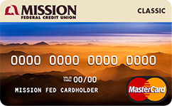 Mission Fed Classic Credit Card