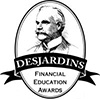 Graphic of Desjardins logo