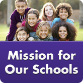 Learn more about the Mission for Our Schools Donation Program
