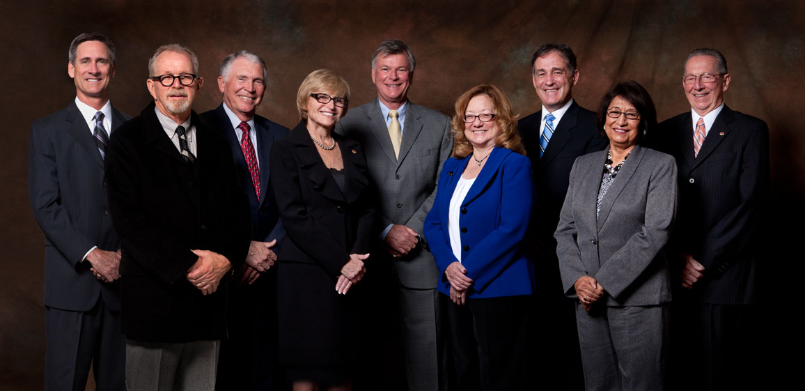 photo of the Board of Directors