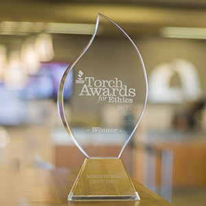 Photo of BBB Torch Award