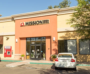 Bank with Mission Fed, Visit our Carmel Valley Credit Union