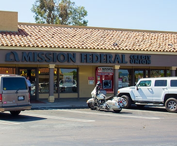 Bank with Mission Fed, Visit our Imperial Beach/South Bay Credit Union