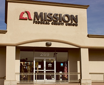 Bank with Mission Fed, Visit our Mission Hills Credit Union