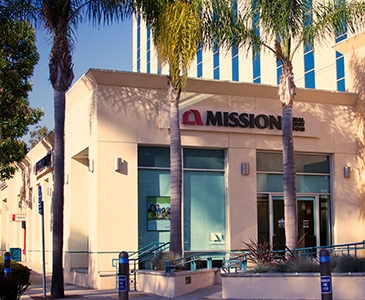 Bank with Mission Fed, Visit our Mission Valley Credit Union