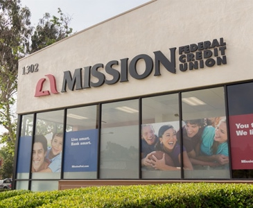 Bank with Mission Fed, Visit our National City Credit Union