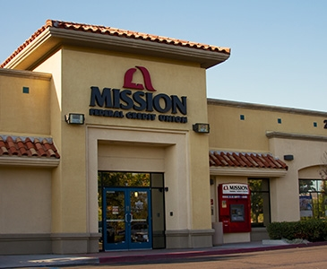 Bank with Mission Fed, Visit our Santee Credit Union