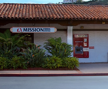 Bank with Mission Fed, Visit our Solana Beach Credit Union