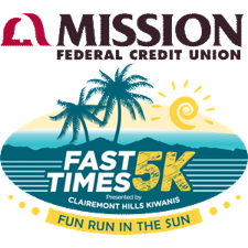 Mission Fed Fast Times 5K/Clairemont Day at the Bay 04/18