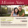 Photo of the 2018 Summer issue of Mission Notes.