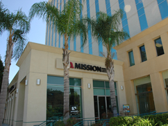 Photo of Mission Fed branch